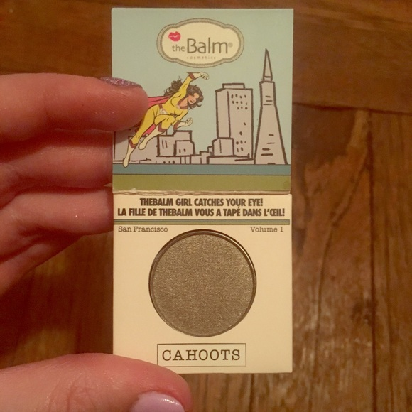 The Balm Cosmetics Other - 🍒 3 for $10 The Balm Cosmetics single eyeshadow